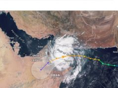 Cyclone Shaheen approaches Oman, flights delayed