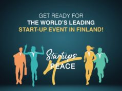 Get ready for the world's leading start-up event in Finland!
