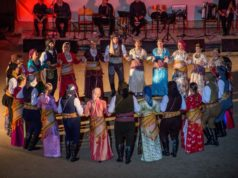 14th Euro-Mediterranean Festival of Traditional Dances now on in Limassol