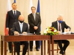 Cyprus and Poland sign MoU on science, education, culture and sports