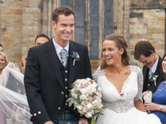 Murray reunited with wedding ring, stinky shoes