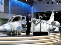 Honda pitches new light jet model as private travel soars